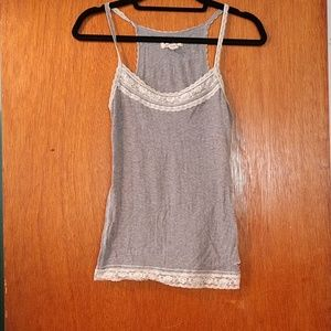 Hollister Frey lace tank